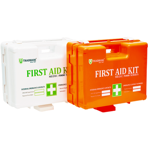 Medic 5000 Series First Aid Kit