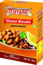 Shyam Dhani Packaging Type Available: Packets Chana Masala
