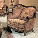 Ashcroft Wooden Sofa Set