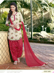 Patiala Readymade Suit
