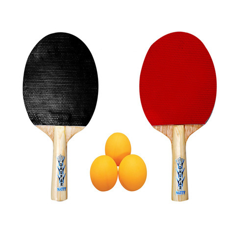 Natty Table Tennis Bat And Ball Set  sc 1 st  IndiaMART & Natty Table Tennis Bat And Ball Set Table Tennis Ka Paddle Table ...