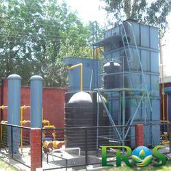 Industrial Sewage Treatment Plant