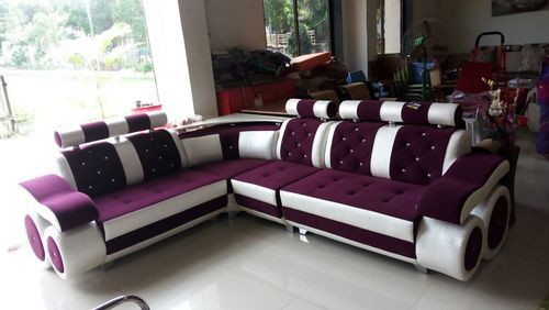 Relaxwell And Pinewood L Shape Designer Sofa Set Rs 62500