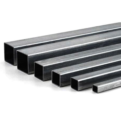 Mild Steel MS Square Hollow Sections, Thickness: 0.80 To 6.00 Mm, 6 meter