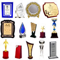 Trophies Mementos Awards Souvenirs Certificates