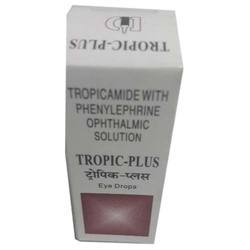 Tropicamide With Phenylephrine Ophthalmic Solution