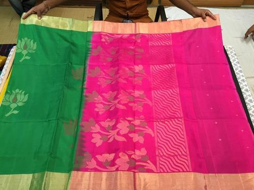 8da0d57b07 Handwoven Soft Silk Sarees at Rs 5975 /piece(s) | Pure Silk Sarees ...