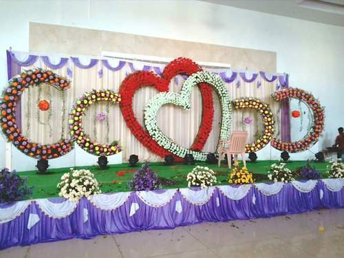 Chiru Flower Decorations, Bengaluru - Service Provider of ...