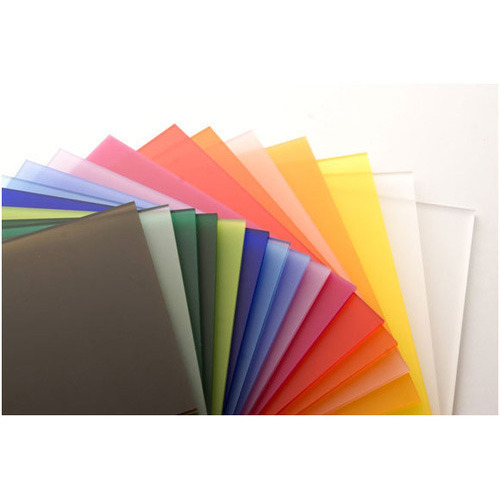 Color Pvc Sheet रंगीन