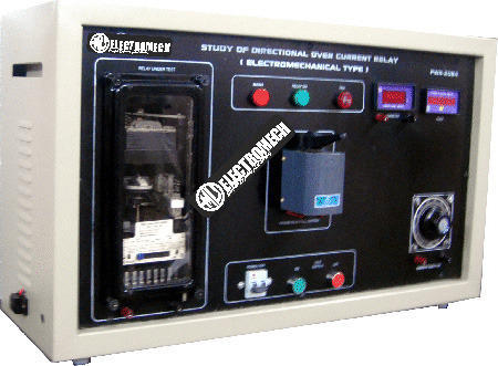 Directional Over Current Relay Testing Kit (Mechanical