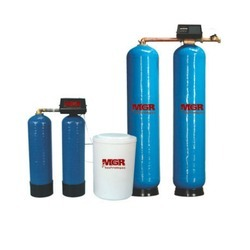 MGR Automatic Water Softener
