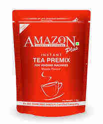 Amazon Plus Instant Tea Premix Masala Flavor