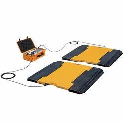 Portable Weighbridge/Weighing Pads