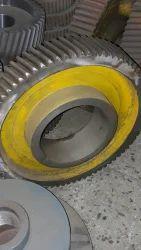 Lathe Machine Wheel