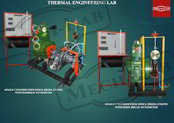 Thermal & Mechanical Lab Equipments