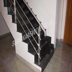 Indoor Staircase Handrail