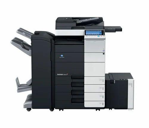 Photocopier Machine - Color Print/Mono Print Photocopier In Konica