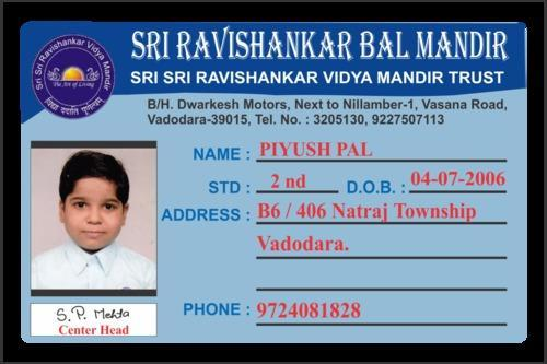 Id Card Printing Service  School Id Card Printing Service