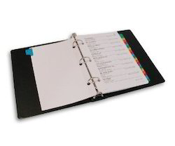 Three Ring Binder - Teen Chhalon Wala File Cover Suppliers ...