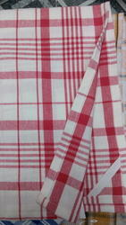 Red Checks Kitchen Napkin