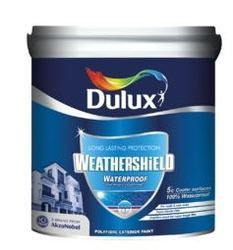 Dulux Weathershield Waterproof Paint