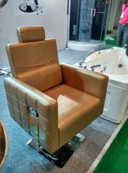 Salon Chair Lime Light