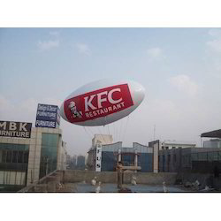 Printed Advertising Balloons