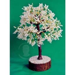 White Crystal Tree, Size: 7-10 Inch