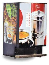Live Tea Vending Machines
