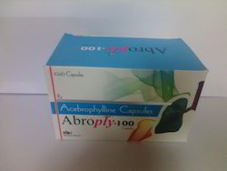 Abroply 100 mg Capsule