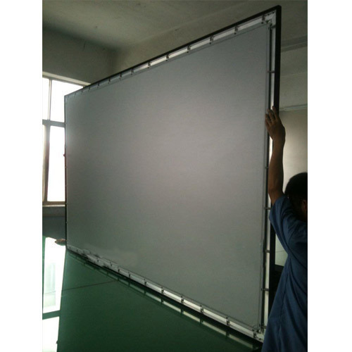 Digital Screen Fix Frame Projection Screens Tech Toys Innovations