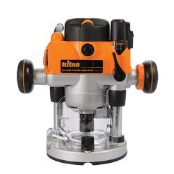 1400W Dual Mode Precision Plunge Router