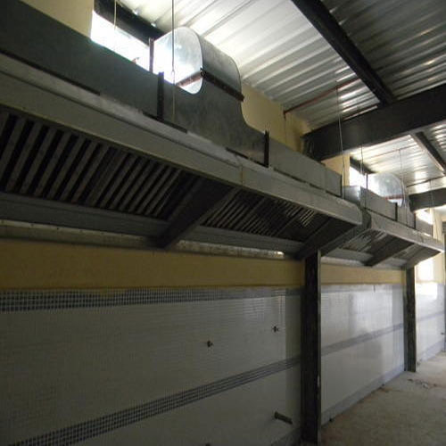 Kitchen Vent Duct: Residential Kitchen Exhaust Duct Material