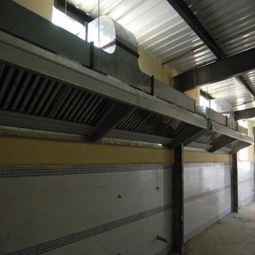 Residential Kitchen Exhaust Duct Material Dandk Organizer