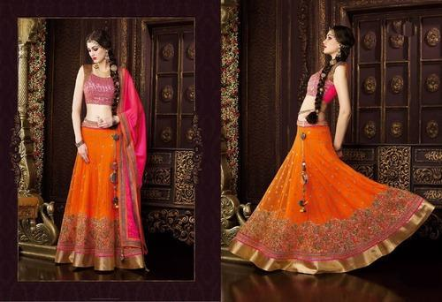 96c4784058 Designer Bollywood Lehenga Choli at Rs 4999 /piece(s) | Bombay ...