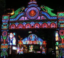 Decoration of Homes For Diwali
