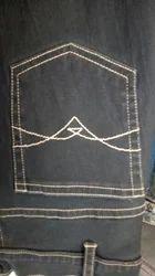 Blace Denim Jeans