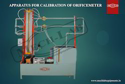 Calibration Orifice Meters Apparatus