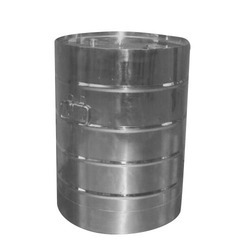 Stainless Steel SS Drum Or Barrel, For Pharmaceutical / Chemical Industry, Capacity: Upto 200 Ltrs