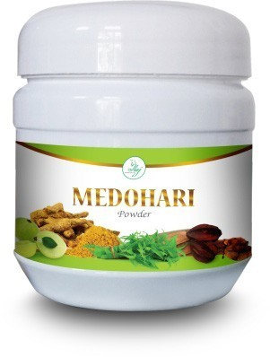 Ilaj Medohari Antiobese Ayurvedic Powder, Packaging Size:100 Gm