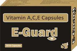 Vitamin A,C,E  Capsule