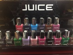 Juice Nail Polish, Mix Color, Packaging Size: 12pc