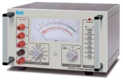 Analog Output Power Meter
