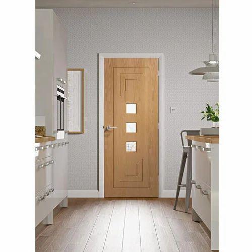 Bathroom Wooden Door