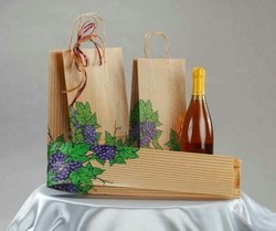 Printed Craft Paper Bags, Size/Dimension: 14