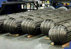 Stainless Steel 317 / 317L Welded U Tubes