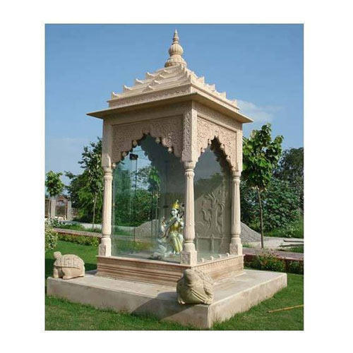 Stone Temples Marble Home Temple Manufacturer From Jaipur
