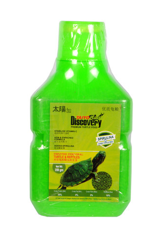Taiyo Pluss Discovery Turtle Food 350gm