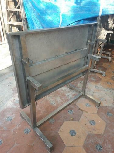 Mild Steel Folding Tables R K Furnitures Amp Interiors