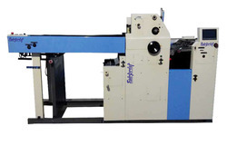 Both Side Bag Printing Machine